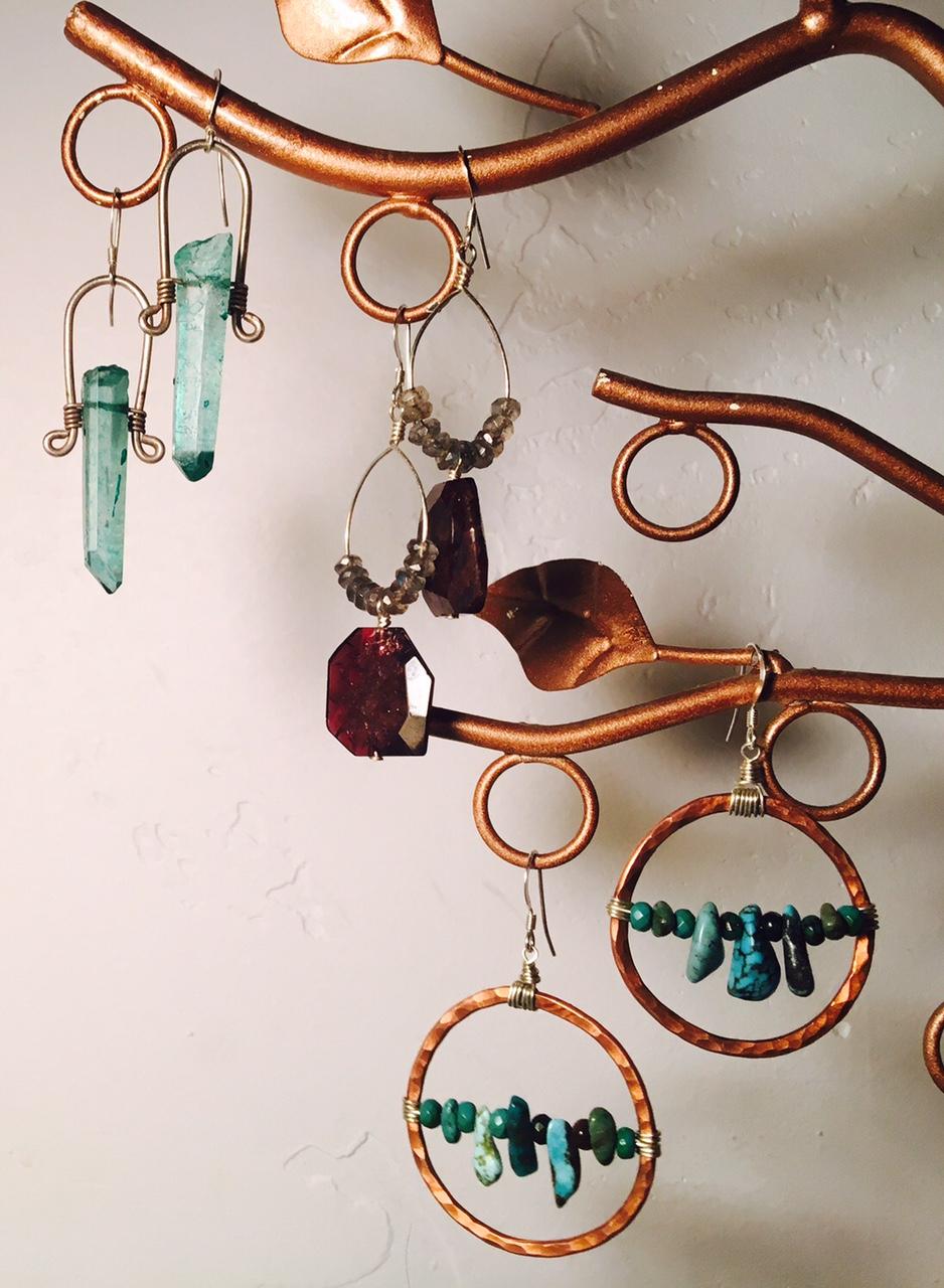 Sage & Stone Designs Artisan Jewelry